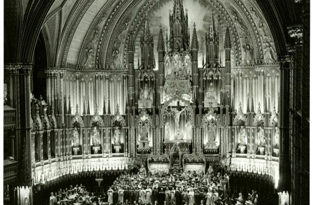 1974 - Messie - Eglise Notre-Dame - Credit - Dan Westberg